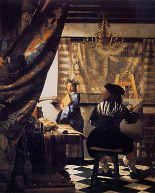 Vermeer--_The_Art_Of_Painting